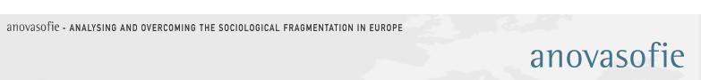 Logo for European Virtual Library of Sociology